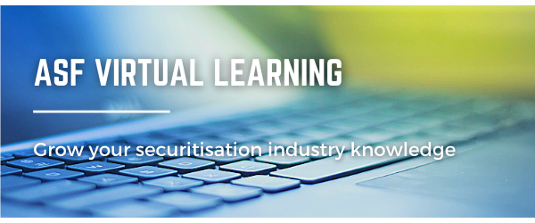 ASF Virtual Learning Series: Securitisation Fundamentals - June 2021